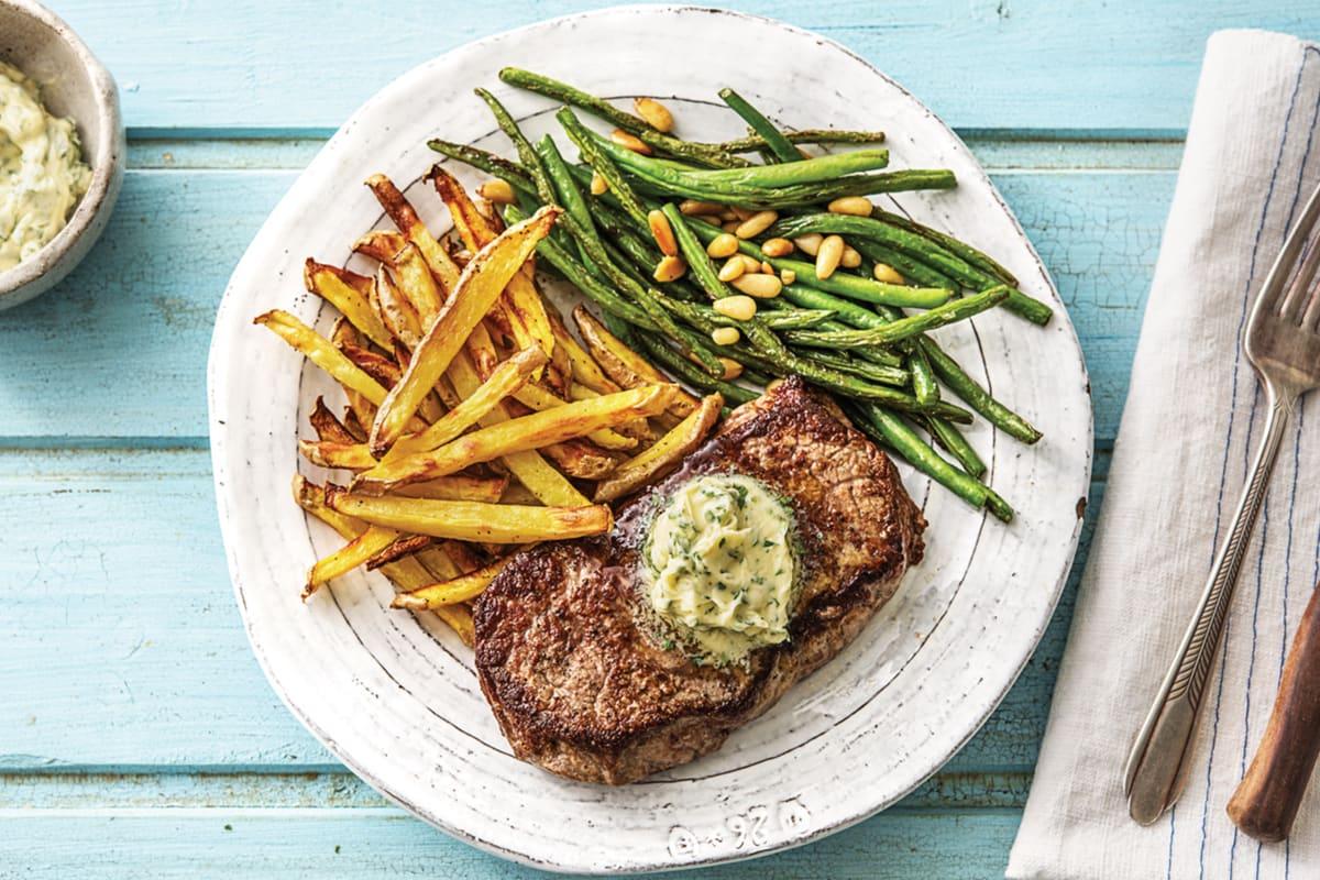 Steak & Potato Frites