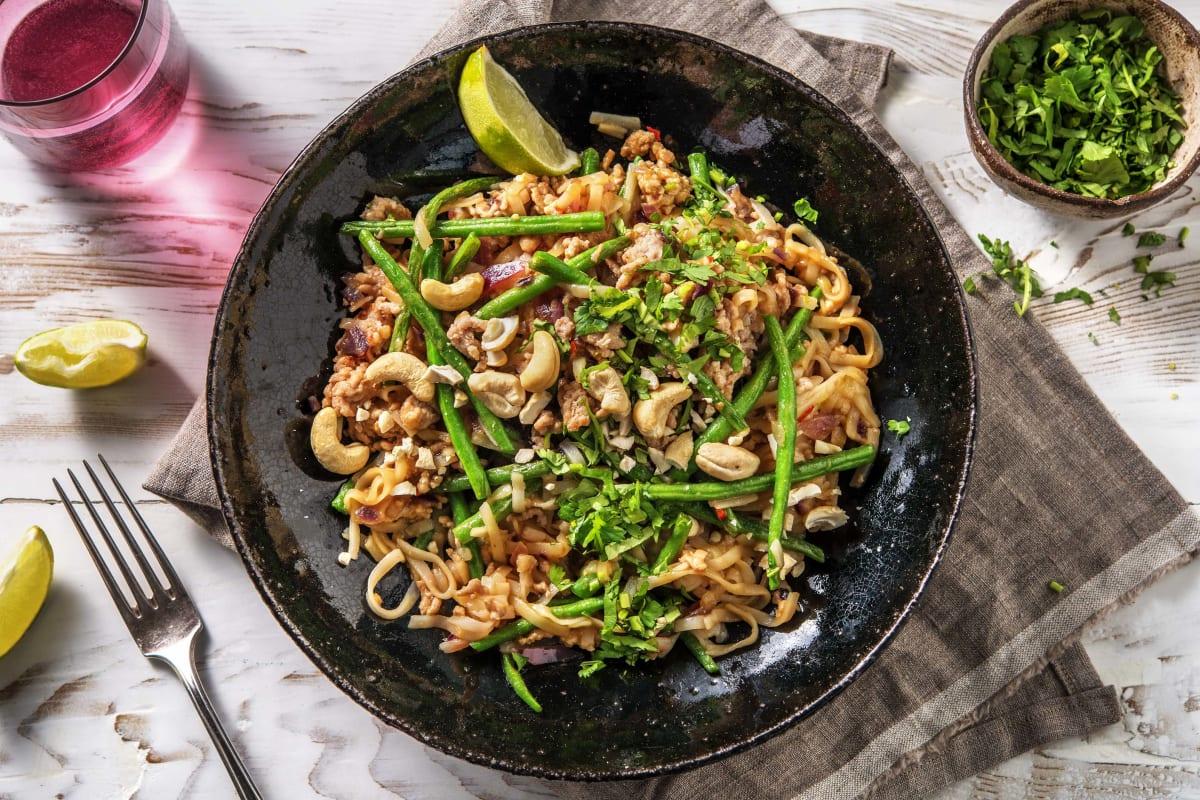 Stir-Fried Pork Noodles