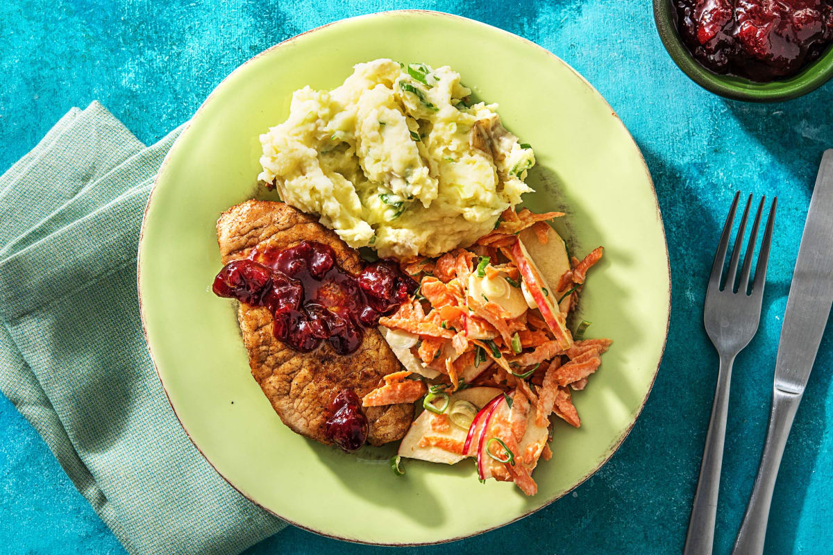Sweet 'N' Smoky Pork Chops