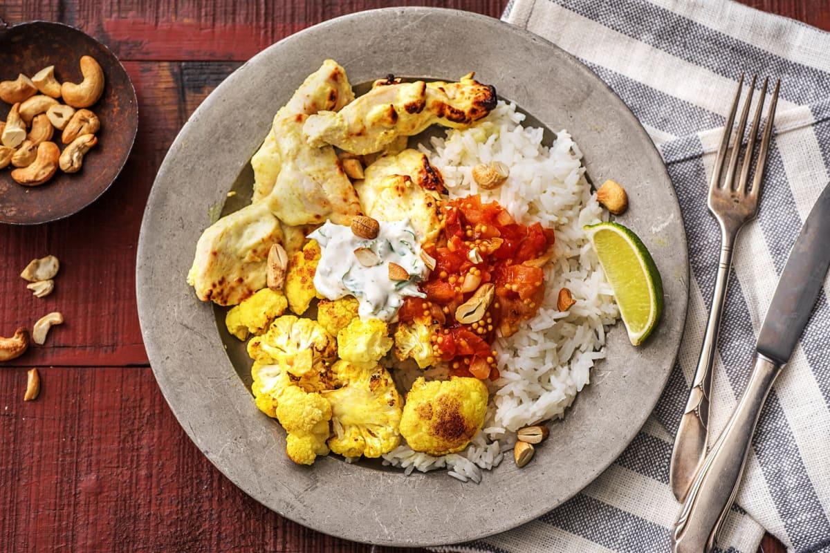 Tandoori Style-Chicken