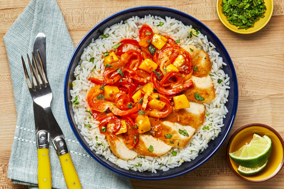 Tangy Tropical Chicken