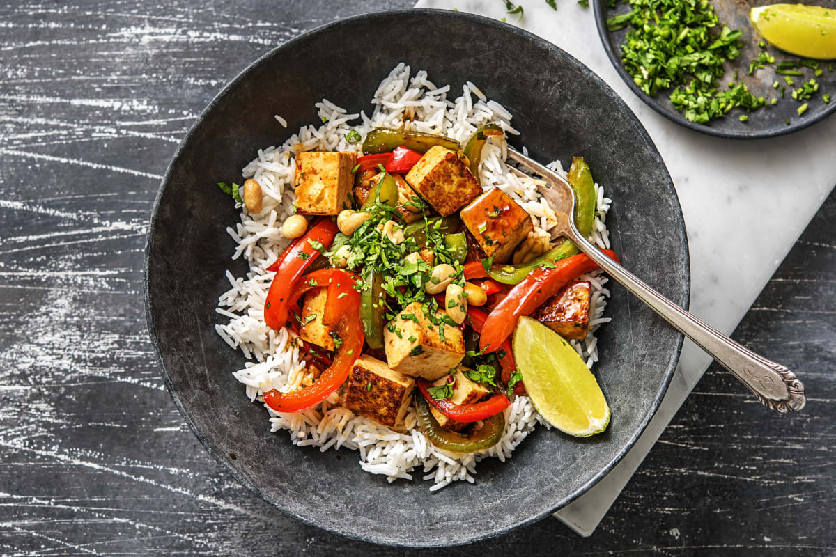Tofu Stir Fry Recipe Hellofresh