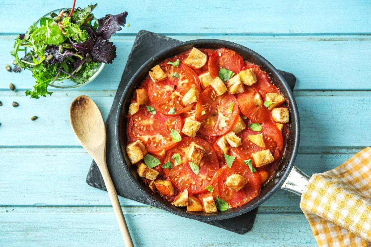 Tomato Cassoulet