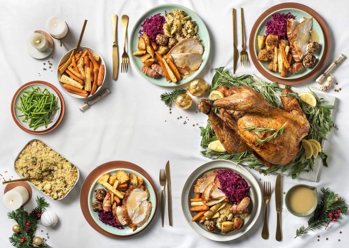 Traditional Christmas Dinner Recipe