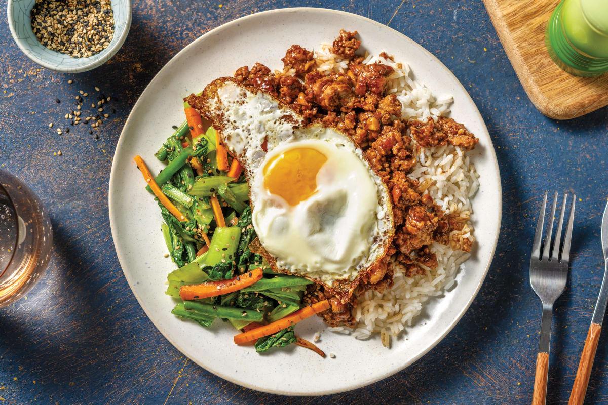 Quick Vietnamese-Style Pork & Peanuts