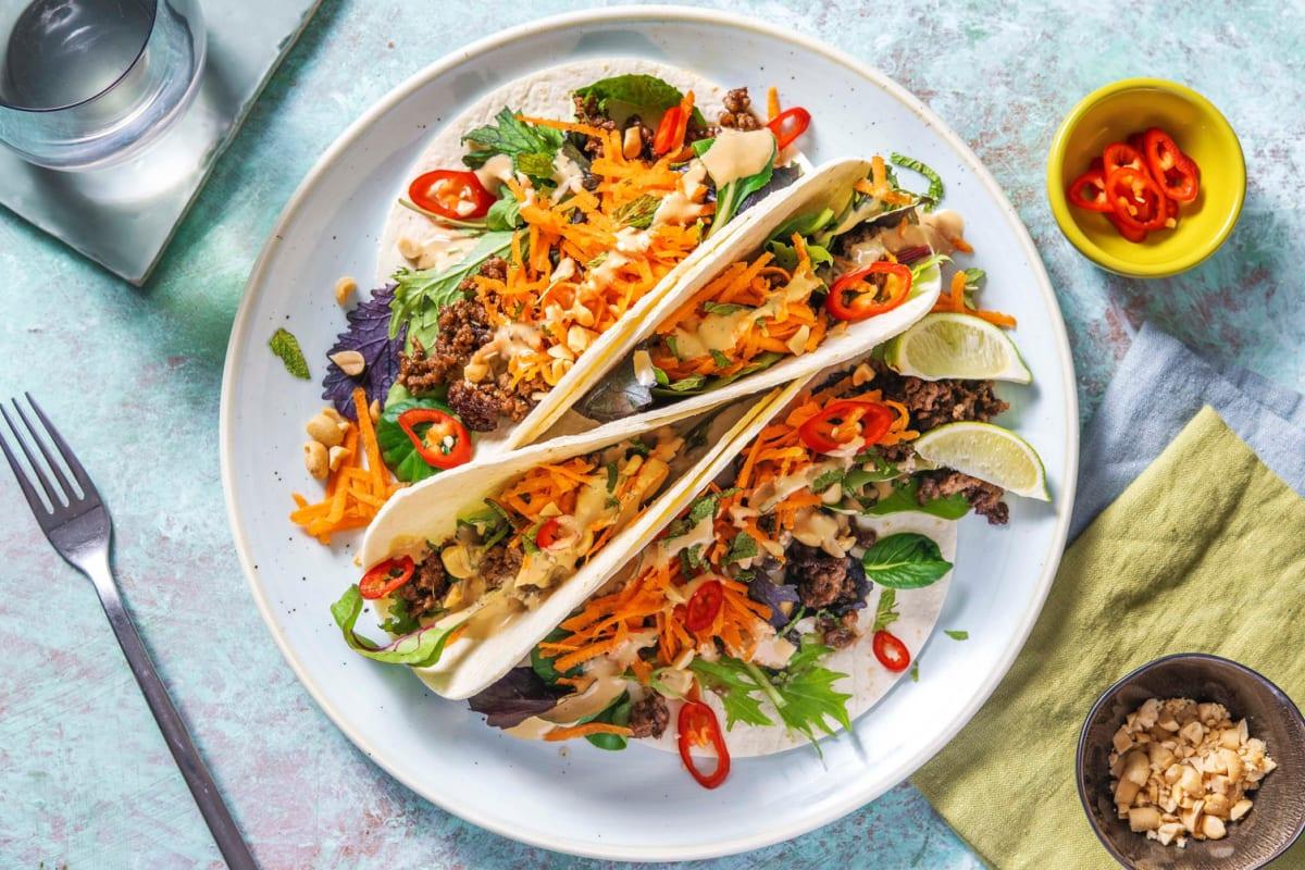 Vietnamese-Style tacos