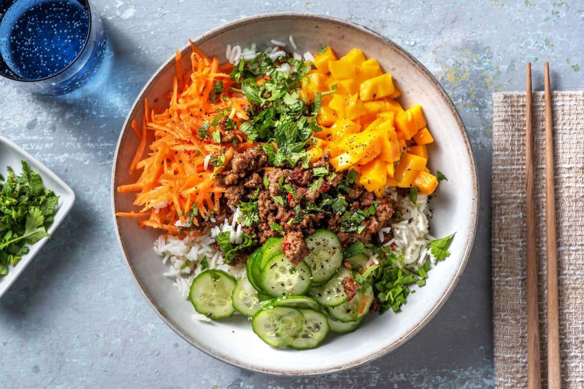 Vietnamesisk köttfärs
