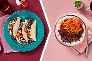 Bulgogi Tacos for Dinner image