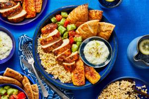 Mediterranean Mezze Platter image