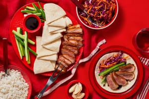 Family-Style Peking Duck Wraps image