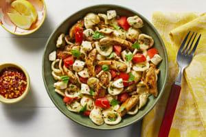 Chicken Caprese Pasta Salad image