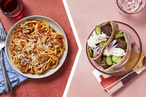 Beef Spaghetti Ragu for Dinner image