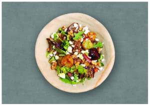 Hearty Roasted Beet and Lentil Salad image