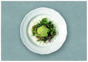 Broccoli and Kale Stir Fry image