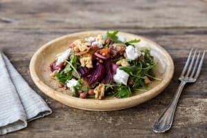 Roasted Beet & Lentil Salad image