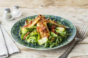 Chorizo, Haloumi, & Zucchini Medley image