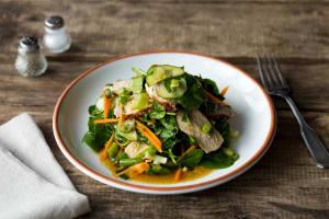 BBQ Pork Salad image