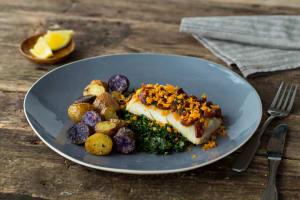 Spanish Cod & Chorizo image
