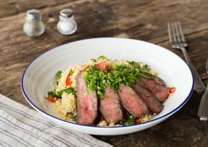 Argentine-Spiced Steak image