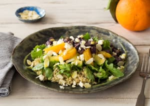 Sweet Potato & Quinoa Bowl image