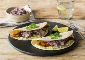 Tempura Fish Tacos image