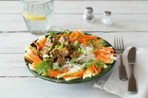 Vermicelli Noodle Bowl image