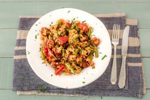Chorizo Paella image