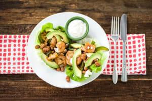 Shrimp Taco Lettuce Wraps image