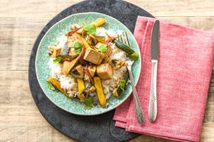 Terrific Thai Tofu image