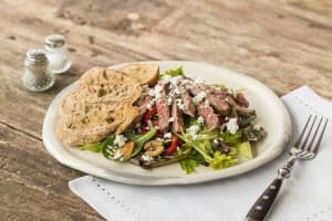 Spanish Steak Salad image