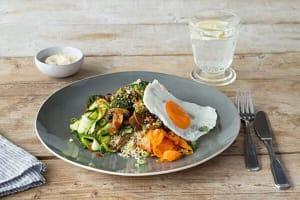 Vegetarian Bibimbap image