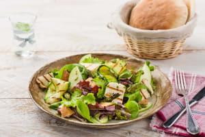 Fresh Haloumi Salad image