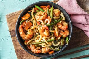 One-Pan Shrimp Lo Mein image