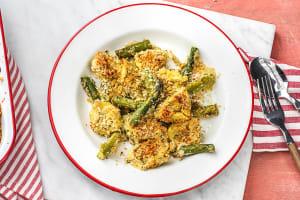 Pesto Tortelloni Bake image