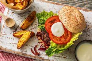 Marokkanischer Rindfleischburger image