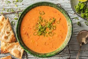 Cremig-würzige Kokossuppe image