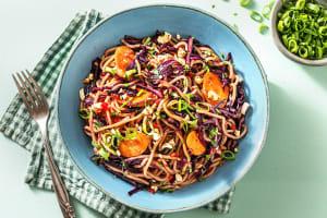 Sweet 'N' Sour Yakisoba Noodles image