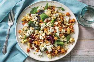 Roasted Cauliflower & Pearl Couscous Salad image