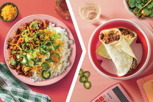 Chorizo and Beef Chili Dinner image