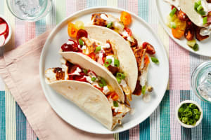 Chipotle-Spiced Tilapia Tacos image