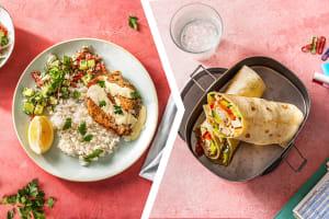 Mediterranean Chicken Dinner image