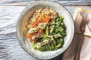 Seared Salmon 'Sushi' Bowl image