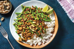 Thai Pork & Green Bean Stir-Fry image