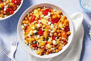 Chickpea-Powered Mediterranean Couscous image