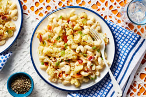 Cauliflower Bacon Mac 'N' Cheese image