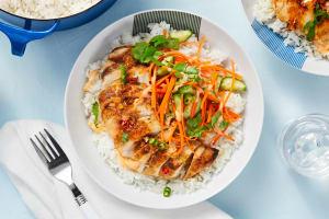 Vietnamese Chicken Bowls image