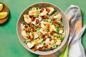 Lemony Cheese Tortelloni image