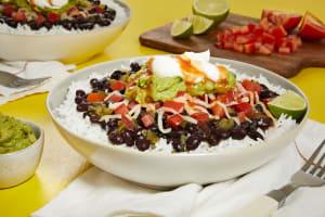 Salsa Verde Black Bean Bowl image
