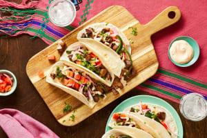 Sirloin Carne Asada Tacos image