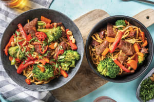 Beef & Broccoli Stir-Fry image
